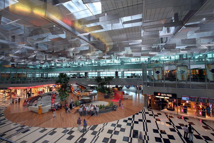 Terminal 3 @ Changi