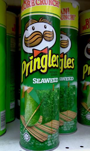 Seaweed Pringles