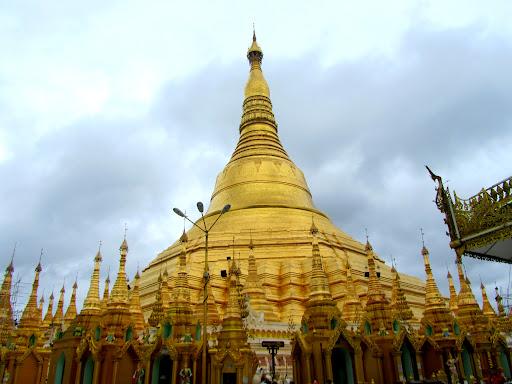 Shwegadoan Pagoda