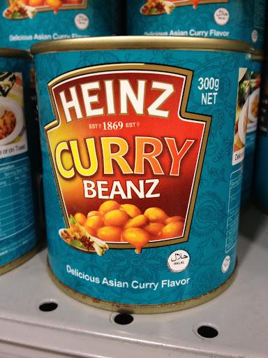 Curry Beanz!