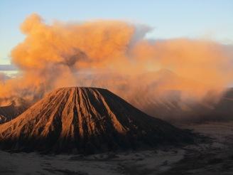 Indonesian volcanoes