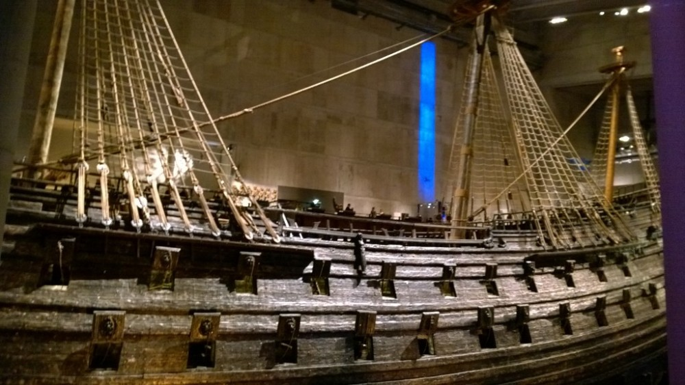 The Vasa Ship