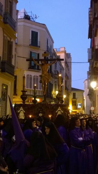 Processions at Semana Santa