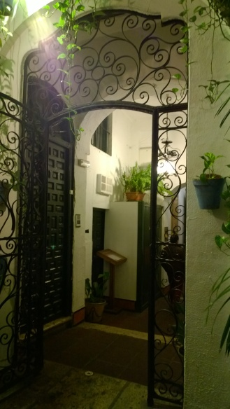 Wonderful maze of doorways