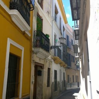 Small streets of Sevilla