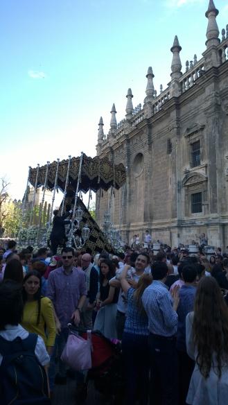 Sevilla's Semana Santa parade