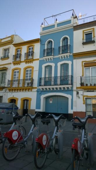 The newer, hipper side of Sevilla