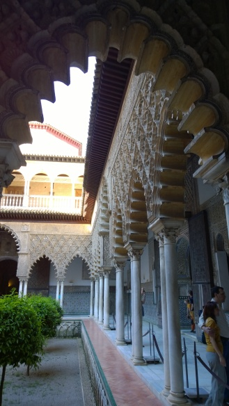 Details at the Alcazar