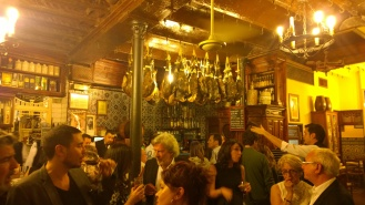 345 year old tapas bar in Sevilla