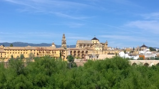 Cordoba across the river