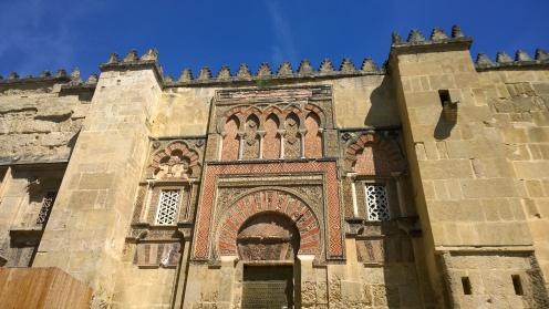 Mezquita Doors