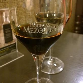 Sherry in Cordoba