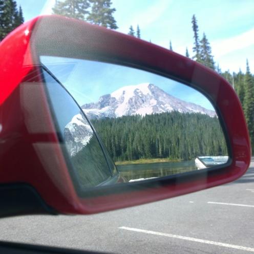 Reflections @Reflection Lakes